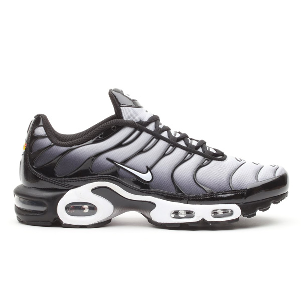 Air Max Plus Noir / Noir / Blanc / Gris Neutre excellent 2014 jeu réduction Economique ib81alp6uv