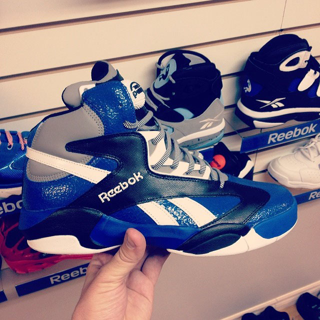 Reebok Shaq Attaq Broken Backboard