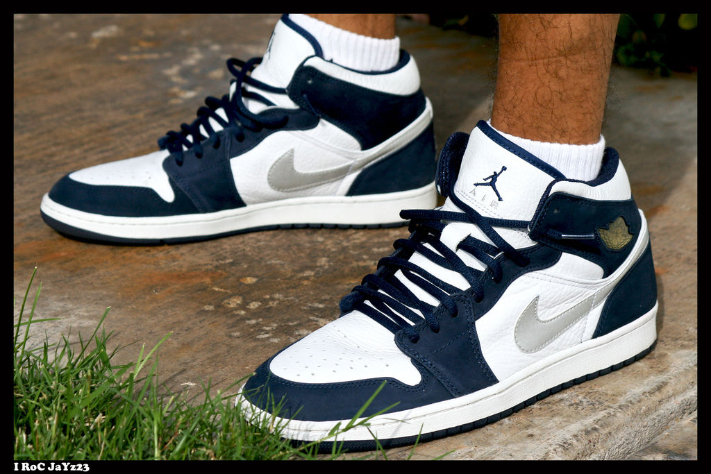 Spotlight // Forum Staff Weekly WDYWT? - 9.21.13 Air Jordan I 1 Retro '01 Midnight Navy by I RoC JaYz23