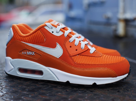 Air Max 90 Orange Solaire