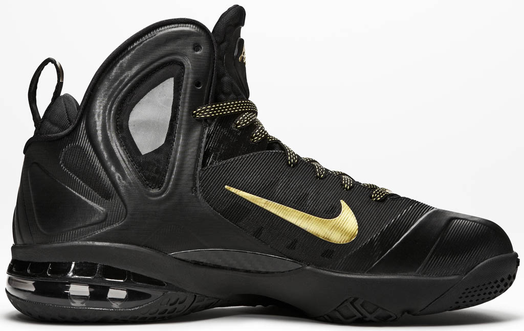 Nike LeBron 9 Elite Away Black Metallic Gold 516958-002 (3)