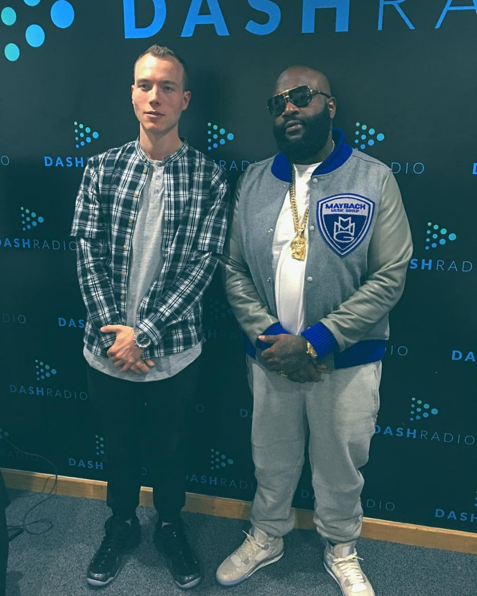 aa76613f03aa9a ... retro laser 075d8 23cbd discount code for dj skee wearing the hologram nike  air foamposite one rick ross wearing the ...