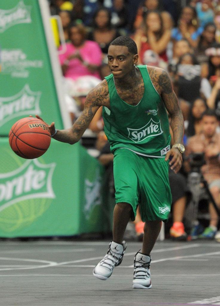 sole watch 2014 bet sprite celebrity basketball game