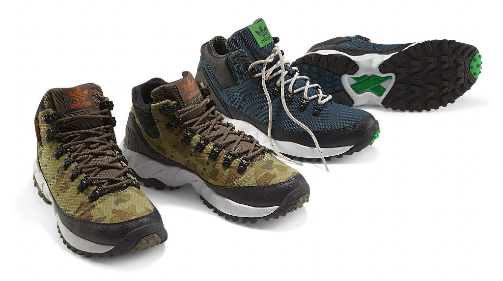 adidas Originals Torsion Trail Pack - Fall/Winter '13