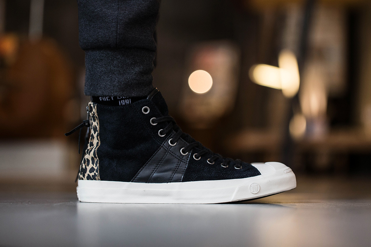 INVINCIBLE x Converse First String Johnny Hi