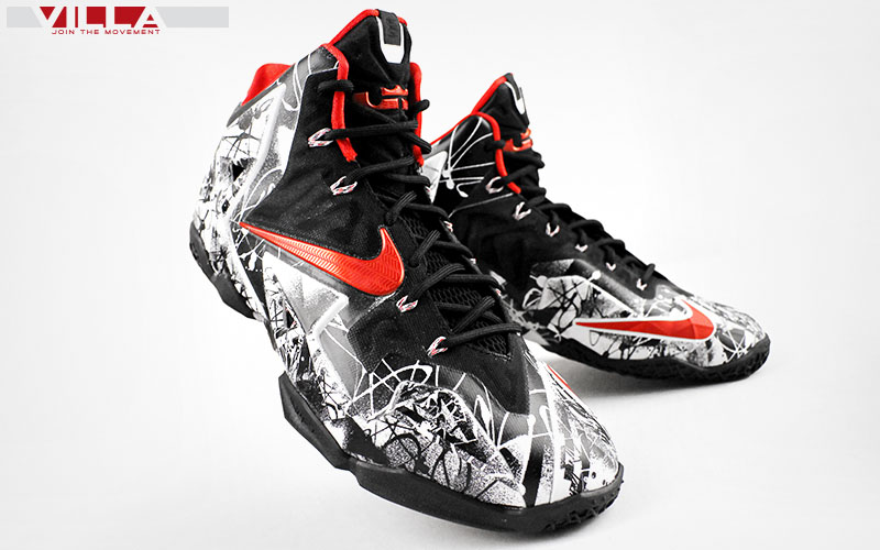 "Journal | UBIQ Journal Nike Lebron 11 ""Graffiti"" » Journal"