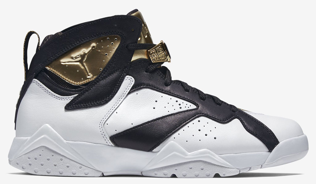 5019695e518 Another Look at the Air Jordan 7  Cigar   Champagne  Pack