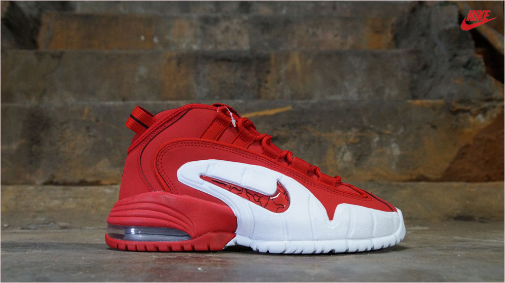 best service d0261 387c1 Nike Air Penny 1 Releasing in Red