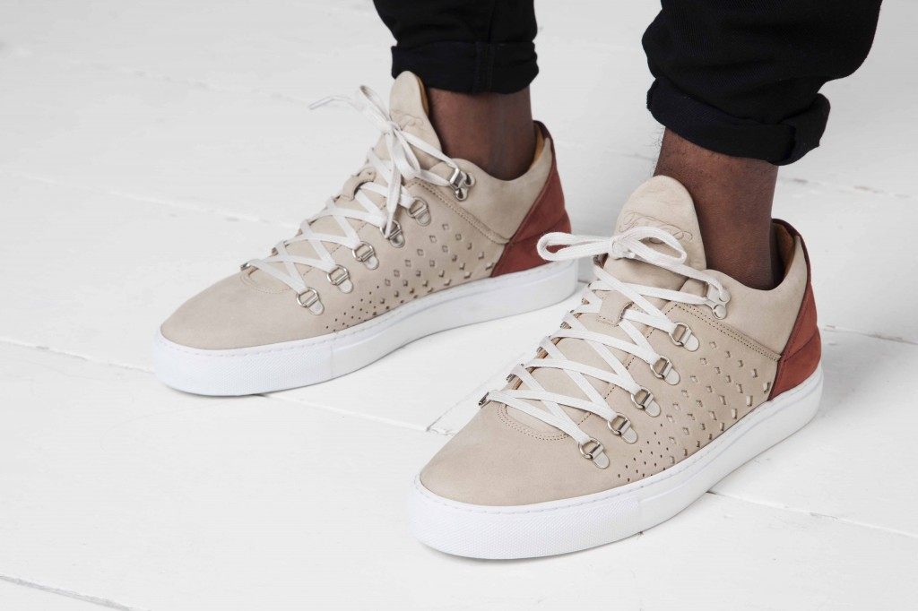 Filling Pieces Spring Summer 2014 Mountain Cut diamond perforated