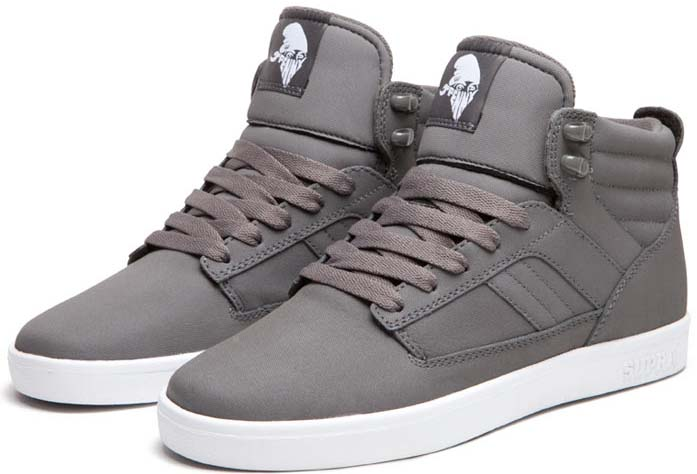 Supra Bandit Charcoal Tom Penny Shoes (2)