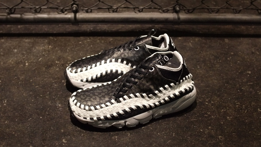 promo code d3069 1d513 Nike Air Footscape Woven Chukka - mita Exclusive