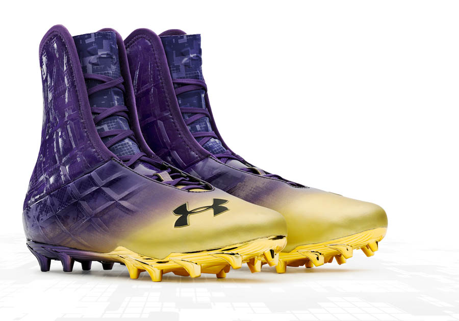 d386cb0572ba Under Armour Highlight CompFit Pro Bowl Cleat Lineup | Sole Collector