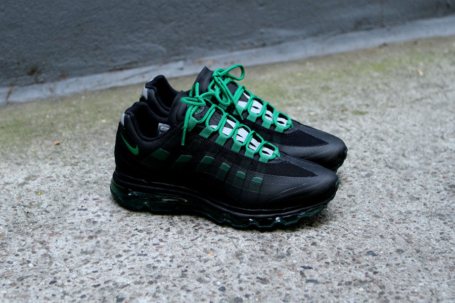 Air Max 95 Black Green