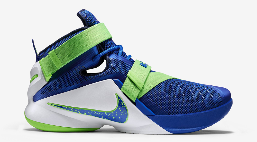 0a648b0914f Nike Brings  Sprite  Flavor to New LeBrons