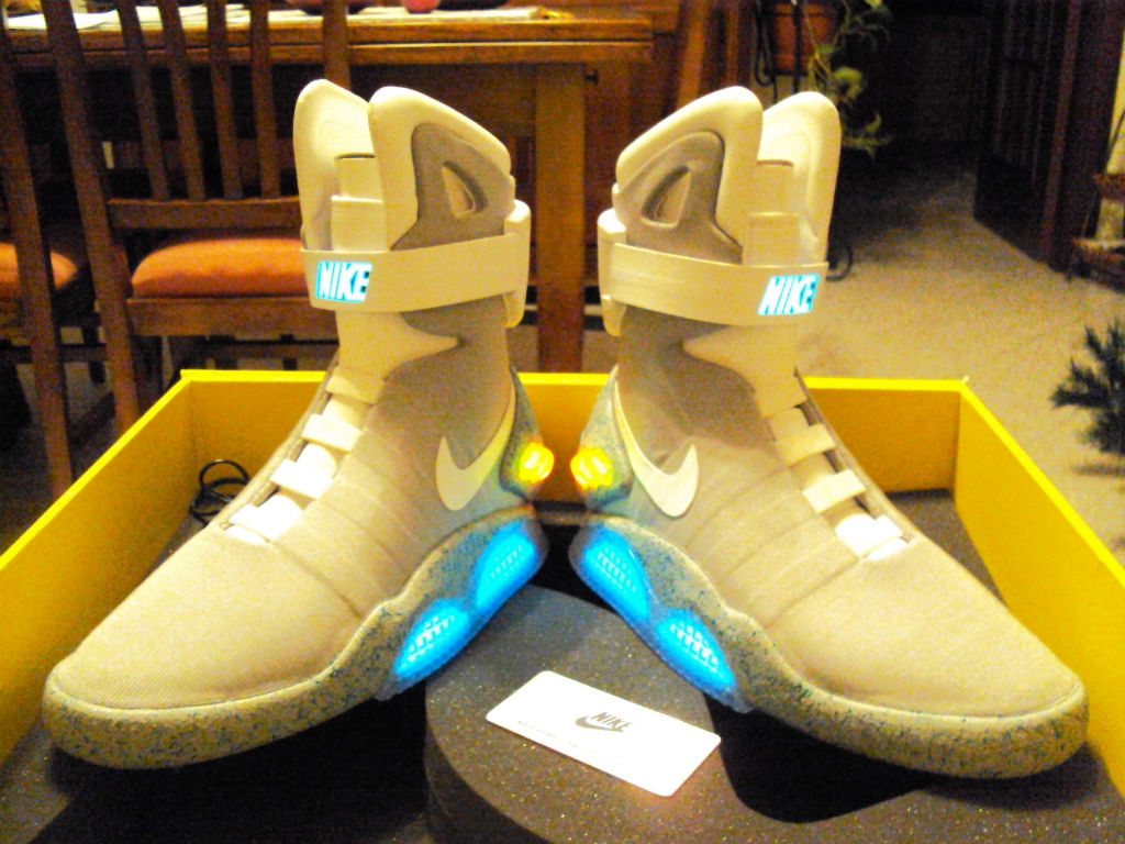 Spotlight // Pickups of the Week 12.29.12 - Nike Air MAG by Sneakerhead_Europe
