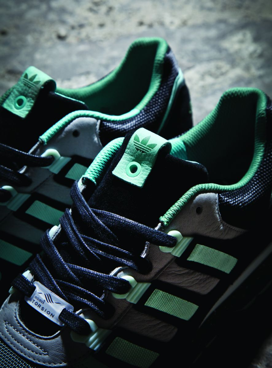 premium selection 2ad66 f9733 Sneaker Freaker x adidas Consortium Torsion Integral S - Official Images  and Release Info