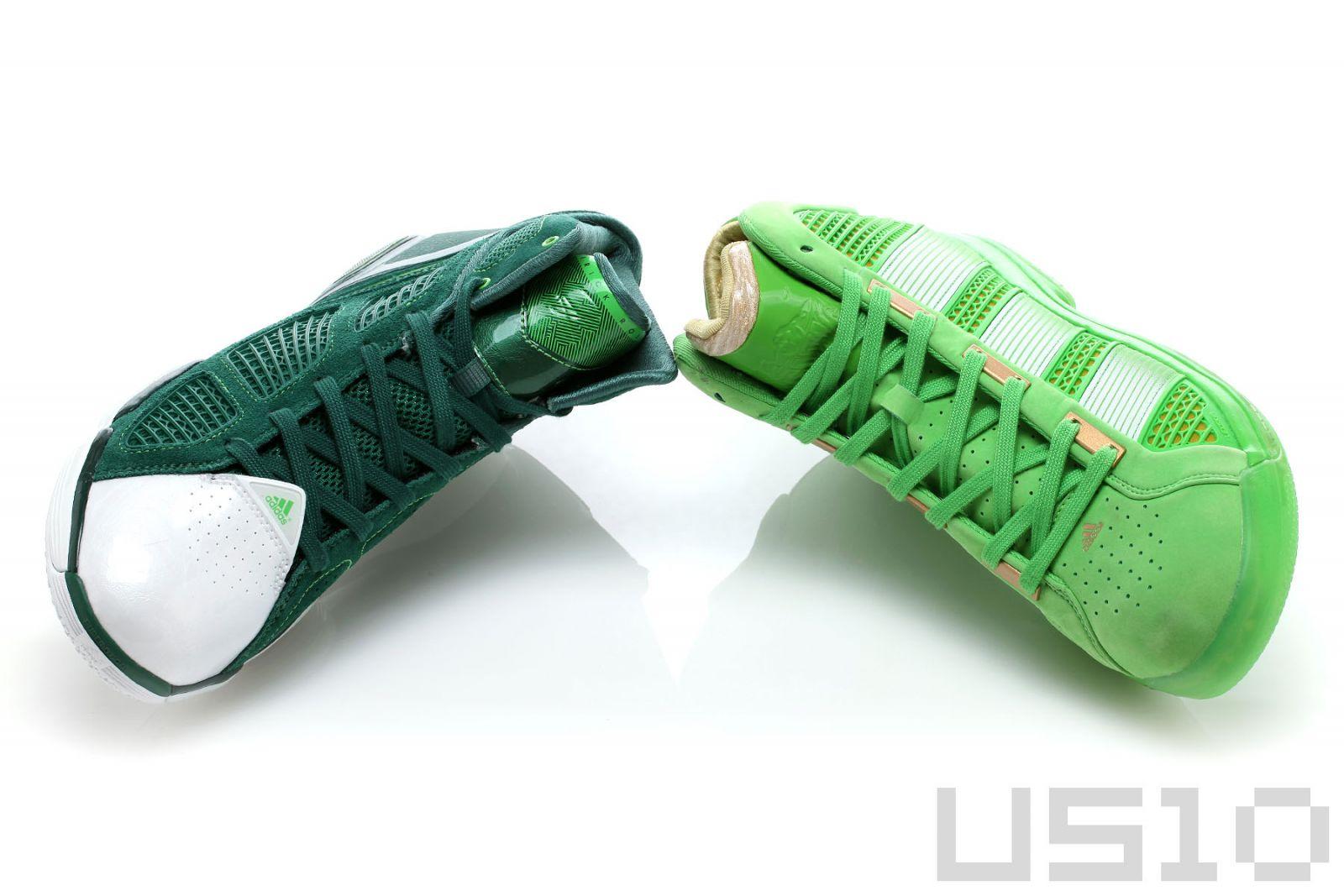 525f249236aef4 adidas Basketball - adiZero Rose 1.5   Super Beast St. Patrick s Day 2011