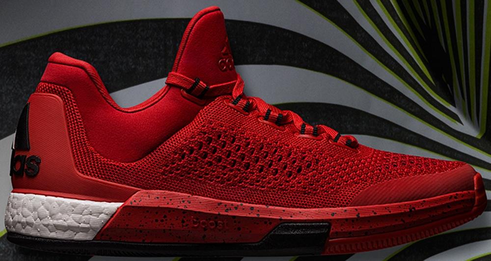 adidas Crazylight Boost 2015 Vivid Red/Vivid Red