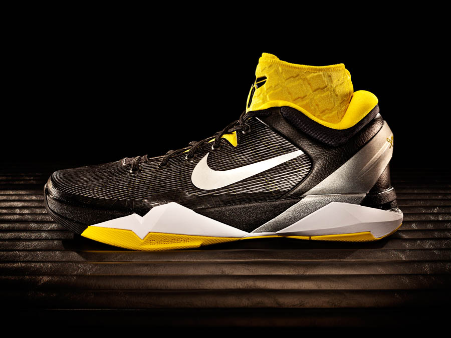 wholesale dealer cac15 78e6c Nike Kobe VII System Supreme Strong 3