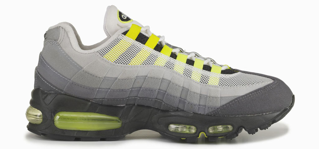 Meet the Designer Who Made the Nike Air Max 95 | Sole Collector