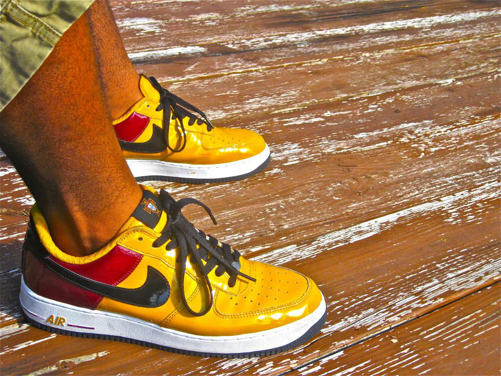 Spotlight // Forum Staff Weekly WDYWT? - 8.24.13 - Nike Air Force 1 World Cup Portugal by 757solestalker