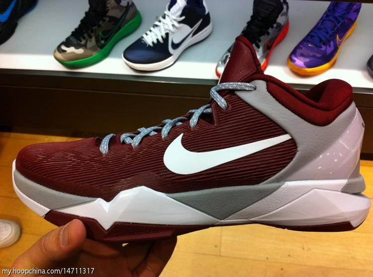 b5e3ee8e59c5 Release Date    Nike Zoom Kobe VII - Lower Merion Aces