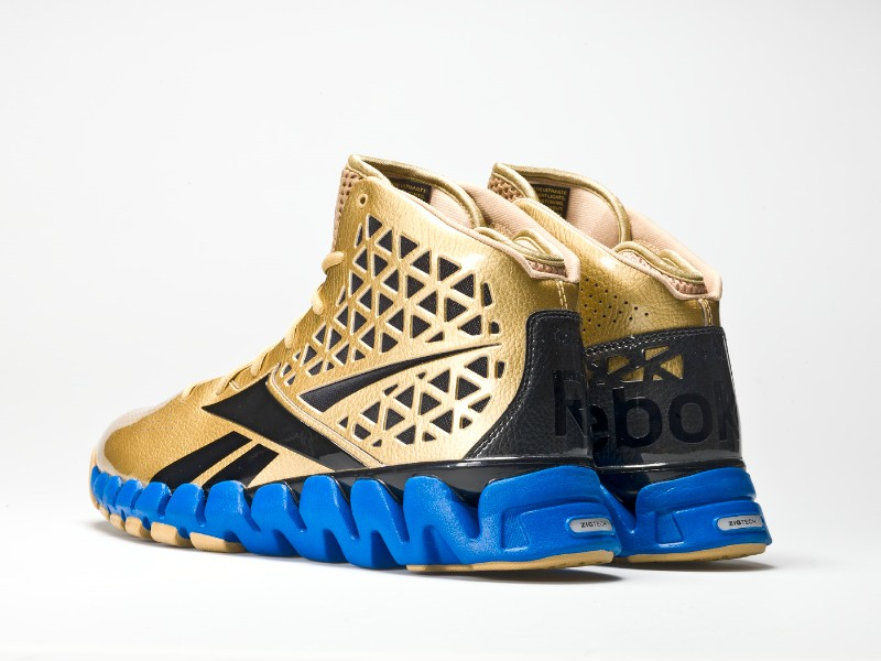 Reebok Zig Slash John Wall Gold Rush Pack