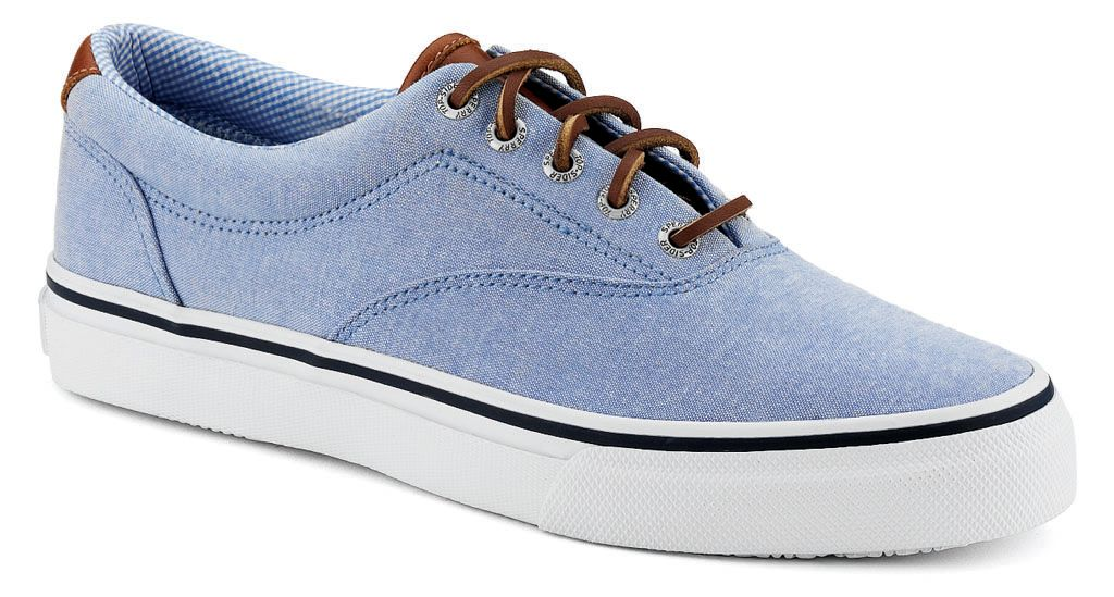 Sperry Top-Sider Chambray Striper CVO - Blue