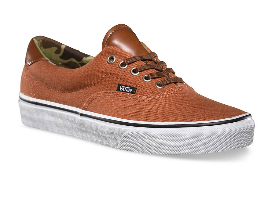 4cd64fe308 Look for the  Ginger Bread Camo  C L Era now at select Vans retailers