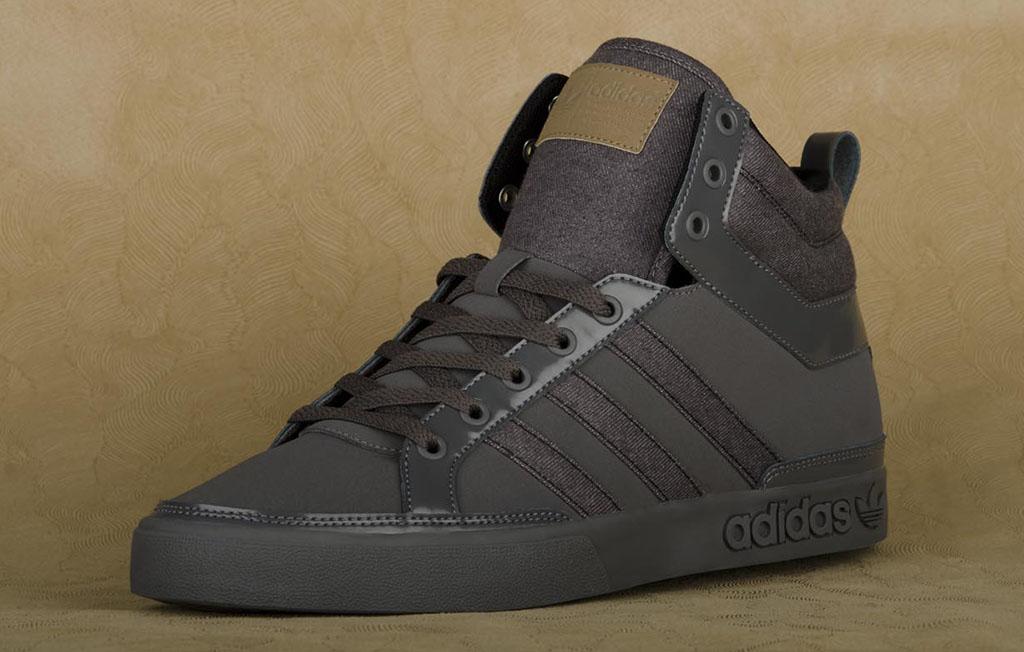 adidas Originals Denim Pack Top Court Sharp Grey (1) d73b62f28775