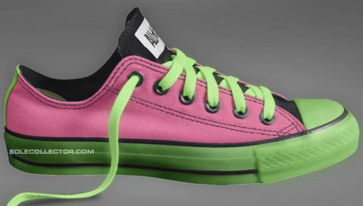 Converse Glow in the Dark Shoes Sneakers Chuck Taylor All Star (8)