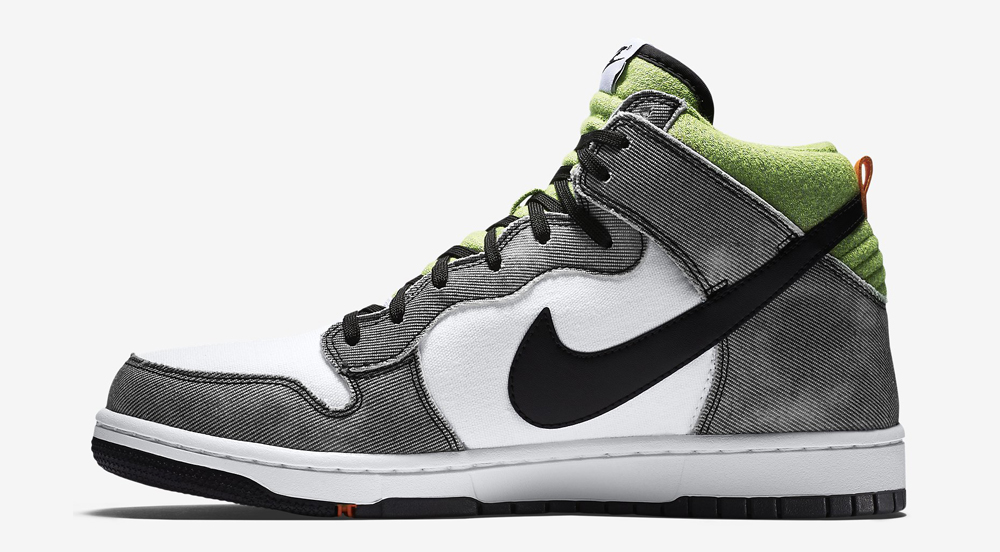 Nike Dunk Highs Aren't Dead