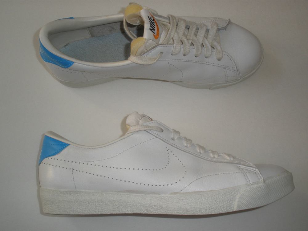 a493a3b7e0550 A vintage Nike tennis gem serves as a reminder of the brand s production  history.