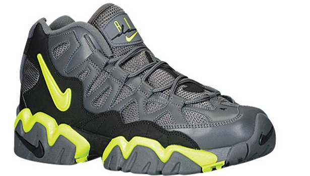 Nike Air Slant Mid Dark Grey/Volt-Black