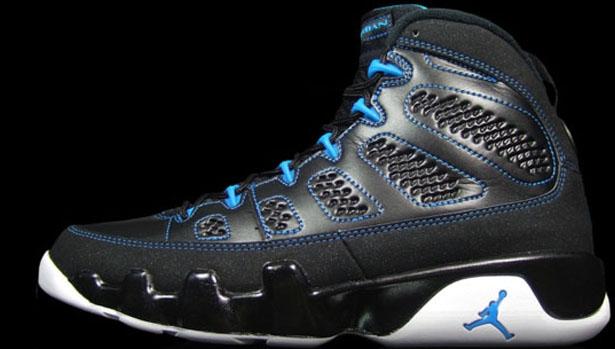 Air Jordan 9 Retro Photo Blue