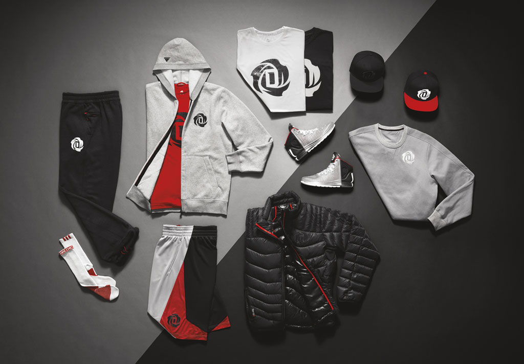 adidas Officially Unveils The D Rose 4 and Apparel Collection
