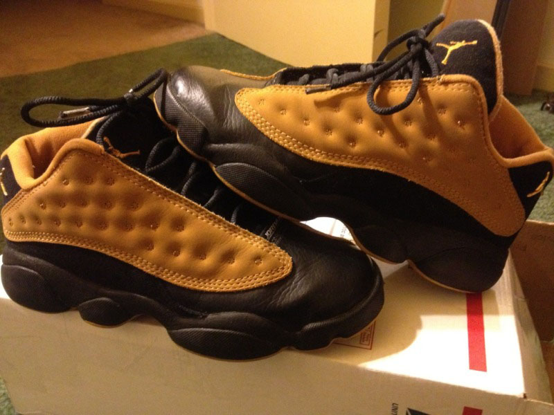 Pickups of the Week // Air Jordan XIII 13 Low Chutney by sfsole415