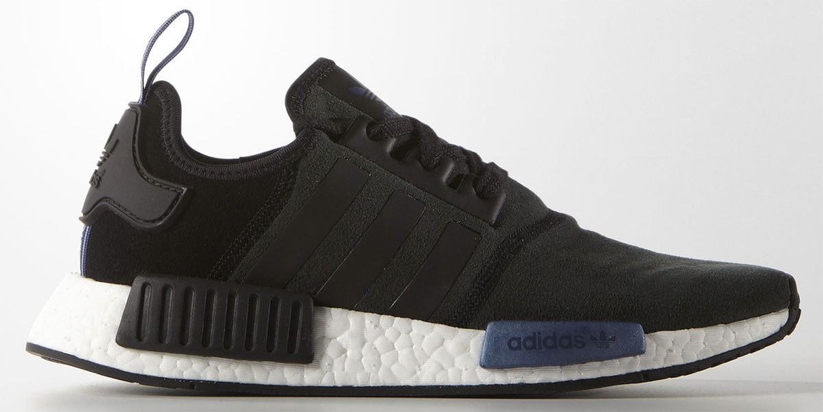adidas NMD Women's Black/Navy
