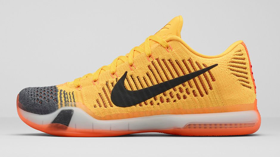 new product 77a29 471c8 These Flyknit Nike Kobe 10s Are Inspired by Kobe s High School Rivals