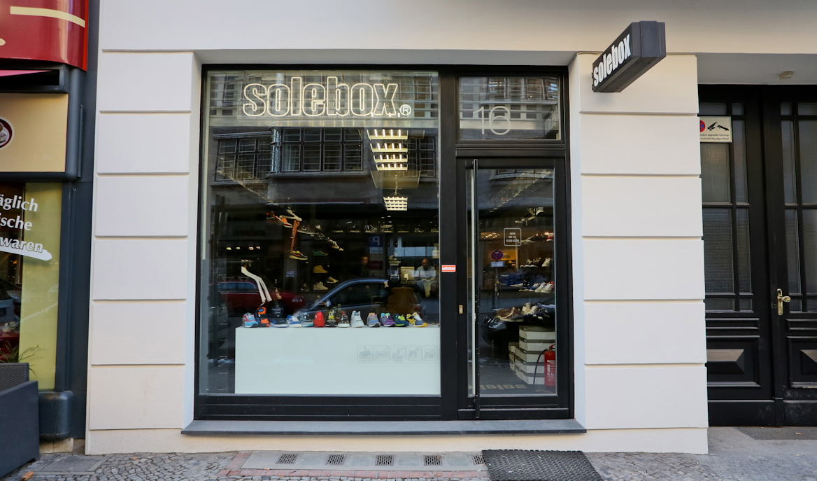 Top Sneaker Boutiques Solebox Berlin photo via Hypebeast