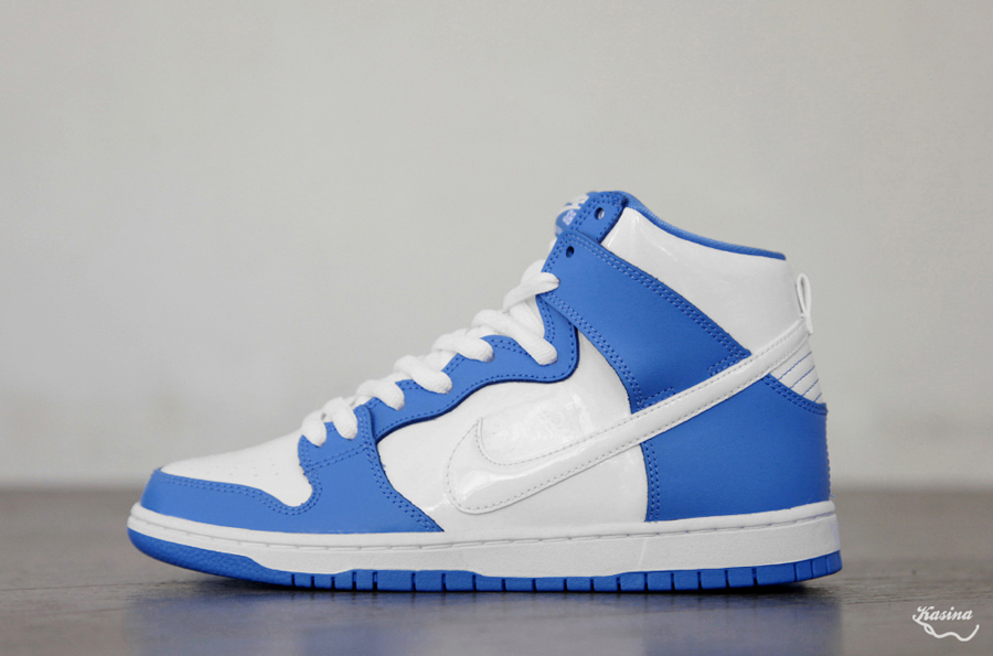 purchase cheap 83ebf 3c55f ... Nike SB Dunk Hi PRM Rival Pack ...