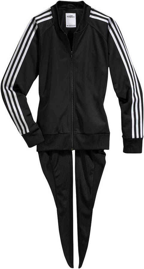 adidas Originals by Jeremy Scott - Spring/Summer 2012 - Solid Tailed TT X30169