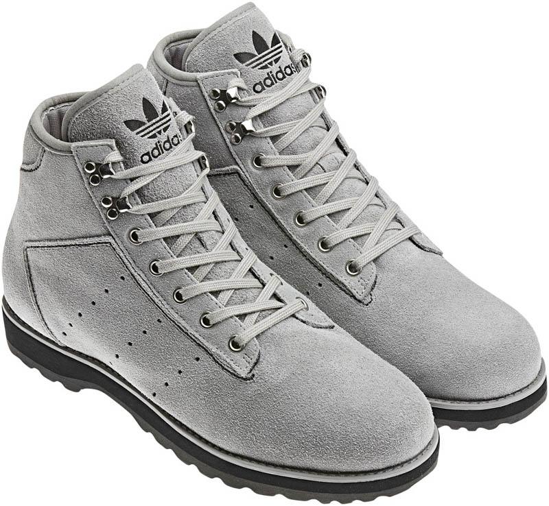 adidas Adi Navy Boot shoes grey