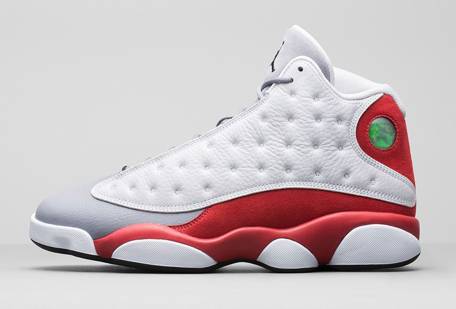 Air Jordan XIII 13 Grey Toe 414571-126 (2)