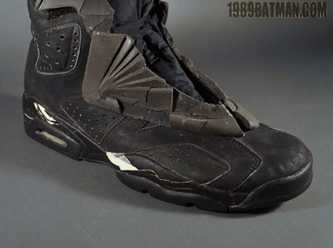 Batman Air Jordan 6