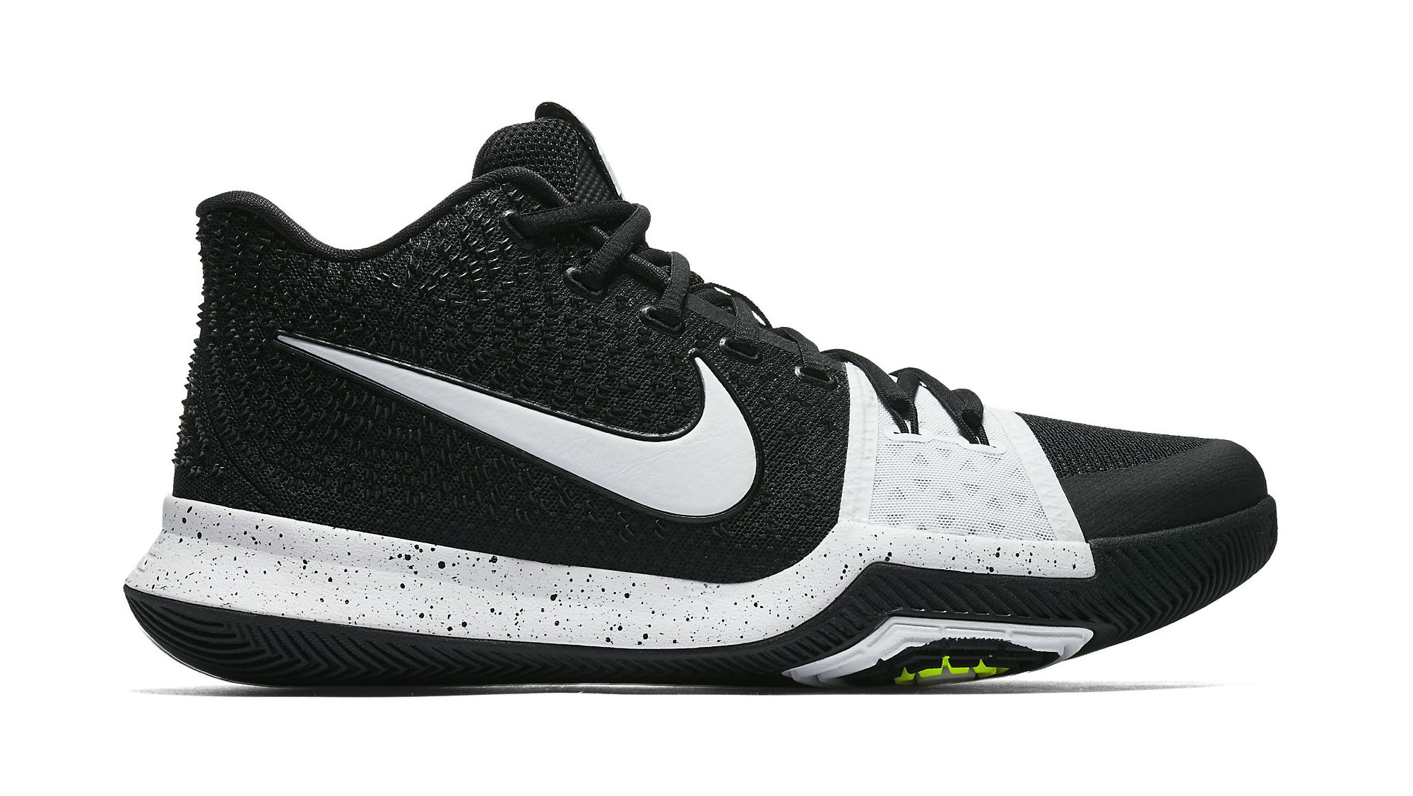 Nike Kyrie 3 Black/White