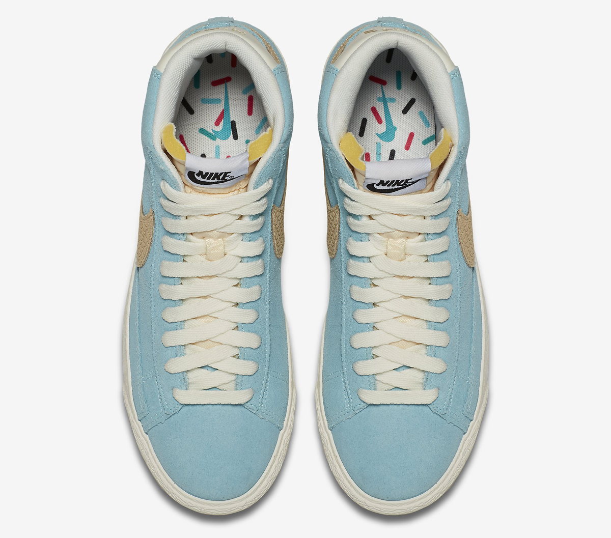 nike blazer mid ice cream