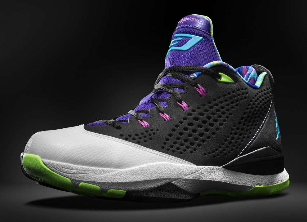 air jordan cp3 shoes