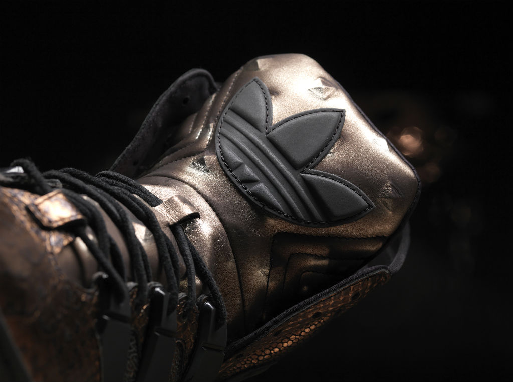 adidas glc noir et rose
