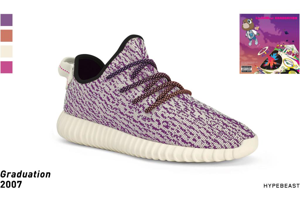 adidas yeezy violet